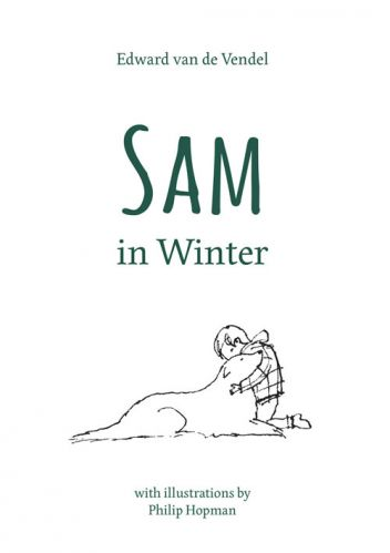 Sam in Winter