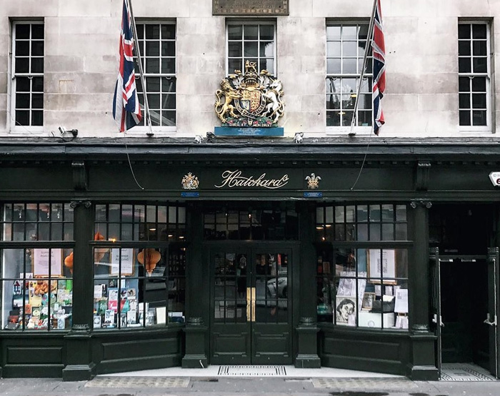 Hatchards, Piccadilly